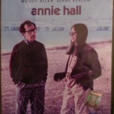 Woody Allen Annie Hall patru premii Oscar - Film romantice, DVD, Romana