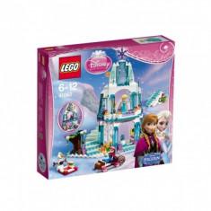 Castelul stralucitor de gheata al Elsei 41062 Disney Princess LEGO - LEGO Disney Princess