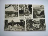 Carte postala / Borsec (anii 60), Circulata, Fotografie, Romania de la 1950