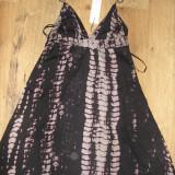 SUPER PRET! Superba rochie din bumbac CULTURE noua cu eticheta Sz S !