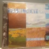 PAT METHENY GROUP - SPEAKING OF NOW(2002 /WARNER REC /UK ) - CD JAZZ/NOU/SIGILAT