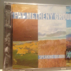 PAT METHENY GROUP - SPEAKING OF NOW(2002 /WARNER REC /UK ) - CD JAZZ/NOU/SIGILAT - Muzica Jazz