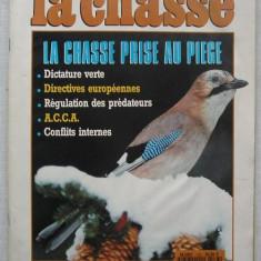 La Chasse - Revista de Vanatoare in limba franceza