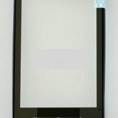 Touchscreen+carcasa fata Sony Ericsson Xperia X10 original Black