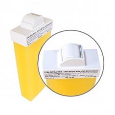Ceara epilat de unica la cartus Italia- Ro.Ial, aplicator mediu, 100 ml - Ceara epilare