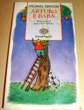 ARTURO E BABA - Thomas Tidholm / carte in limba italiana