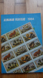 Carte / Almanah Filatelic - 84