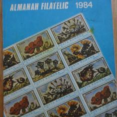 Carte / Almanah Filatelic - 84