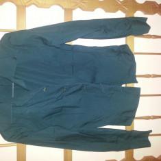 Camasa Zara marime S - Camasa barbati Zara, S, Maneca lunga, Turcoaz