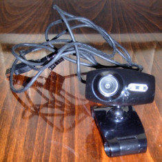 Webcam Trust model 15279 cu blitz - Super Pret