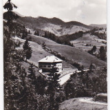 Ilustrata postala circulata 1963 RPR Borsa