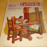 Jonathan Swift - Calatoriile lui Gulliver - ed Ion Creanga 1983 - ilustratii Desideriu Iacob - stare uzata - Carte educativa