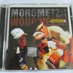 CD MOROMETZII SE INTOARCE ROTON 2002 - Muzica Hip Hop