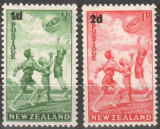 Anglia / Colonii, NEW ZEALAND, 1939, nestampilate, MH
