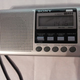 Radio sony rds sony ICF-M33 RDS - Aparat radio Sony, Digital