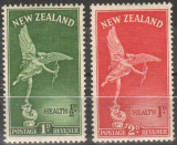 Anglia / Colonii, NEW ZEALAND, 1947, nestampilate, MH, Nestampilat
