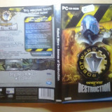 Joc PC - Robot Wars - Arenas of Destruction - (GameLand - sute de jocuri)
