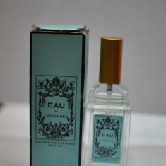 EAU DE COLOGNE de PARFUMERIE JARDIN DE FRANCE / EDC FLACON DE 25 ML - Parfum femeie, Apa de parfum