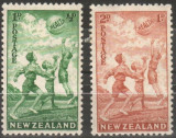 Anglia / Colonii, NEW ZEALAND, 1940, nestampilate, MH