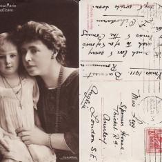 Casa regala - Principesa  Maria cu Printesa Ileana