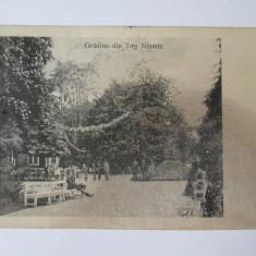 RARA! C.P. TRG.NIAMTZ 1911 - Carte Postala Moldova 1904-1918