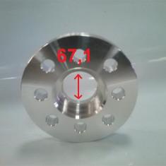 Distantiere 4 X 100 duraluminiu 20 mm - Distantiere roti