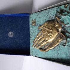 Bronz de colectie semnat