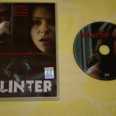 Splinter - teroarea nu e doar ceea ce se vede! E mai mult ... Film DVD - Film thriller, Romana
