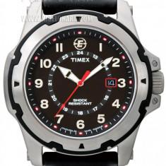 Ceas TIMEX Rugged Field T49625 - Ceas barbatesc Timex, Sport, Quartz, Inox, Piele, Analog