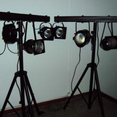 Lumini profesionale de scena - Efecte lumini club