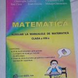 RWX 30 - MATEMATICA PENTRU CLASA A VIII - A - EDITIE 2001 - Culegere Matematica