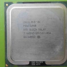 Procesor Intel Pentium Dual Core D 805 2.66GHz 2MB fsb 533 SL8ZH socket 775