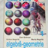 RWX 30 - PROBLEME PT CLS A VII-A - ALGEBRA - GEOMETRIE - VOLUMUL I - ED 1999 - Culegere Matematica