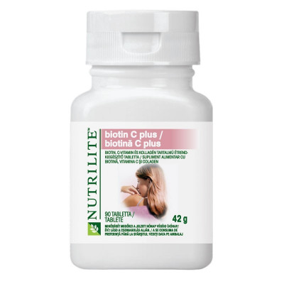 NUTRILITE™ Biotină C Plus foto