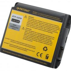 1 PATONA   Acumulator Fujitsu-Siemens Amilo M7400 BTP-52EW Pro V2000 Sonic X155G, 4400 mAh