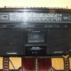 Radio casetofon Grundig RR 460 profesional de colectie Altele