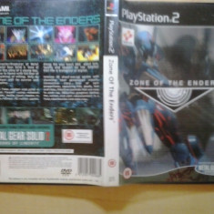 Zone of enders - JOC PS2 Playstation ( GameLand - sute de jocuri ) - Jocuri PS2, Shooting, 16+, Single player