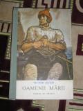 RWX 05 - OAMENII MARII - VICTOR HUGO - EDITATA IN 1989