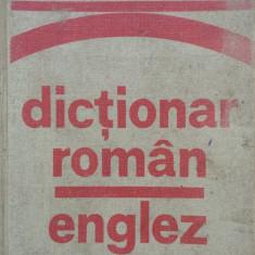 DICTIONAR ROMAN ENGLEZ - Irina Panovf - Curs Limba Engleza