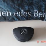Mercedes S Class W222, Airbag volan