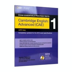 Exam Essentials Cambridge Advanced Practice Test 1 with Key + CD - Curs Limba Engleza
