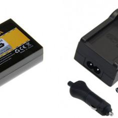 1 PATONA | Incarcator + Acumulator compatibil Samsung NX-1 NX1 NX 1 - Incarcator Aparat Foto