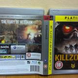 Killzone 2 (PS3)  (ALVio) + sute de alte jocuri ps3 ( VAND SCHIMB )