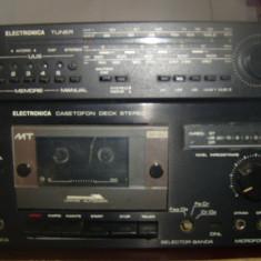 Miniturn Electronica Industriala 3220, Tuner, Casetofon. - Deck audio