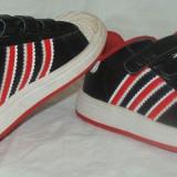 Adidasi copii ADIDAS - nr 23, Culoare: Din imagine, Fete, Piele naturala