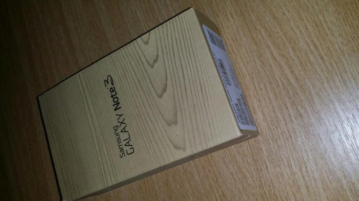 Samsung Galaxy Note 3 32GB foto mare