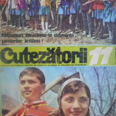 HOPCT REVISTA CUTEZATORII NR 11 - 14 MARTIE 1974 - Revista scolara