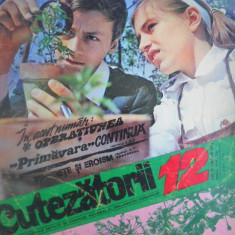 HOPCT REVISTA CUTEZATORII NR 12 -MARTIE 1974 - Revista scolara