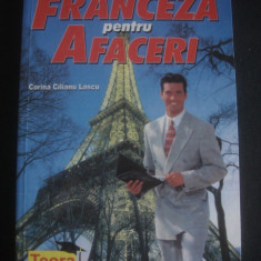 CORINA CILIANU LASCU - FRANCEZA PENTRU AFACERI
