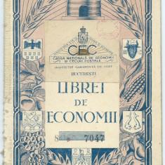 Carnet CEC - 1934
